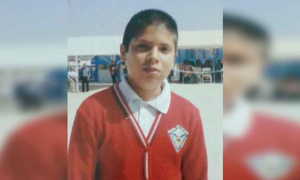 Familiares piden apoyo para localizar a Manuel, desaparecido en Tijuana