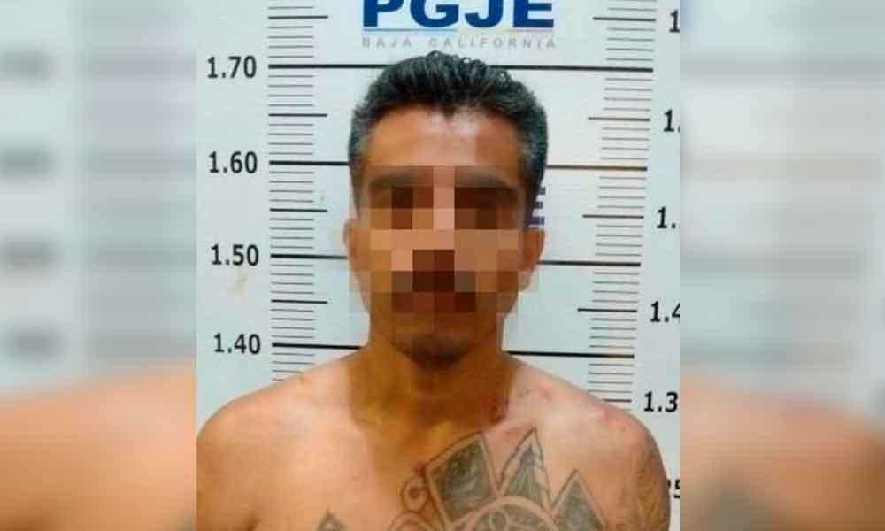 Mató sin piedad a un perro de raza pitbull en Tijuana