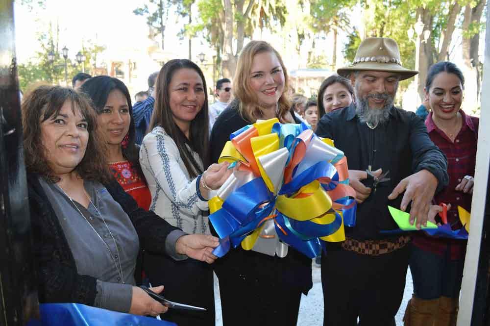 """Inaugura ICBC Tecate """"El Salitral"""", exposición de Guadalupe del Villar"""
