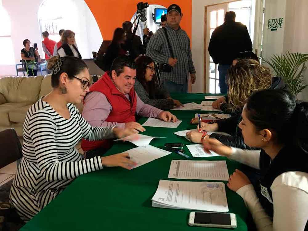 Sindicatura Municipal Realiza Examen Antidoping a Funcionarios Públicos