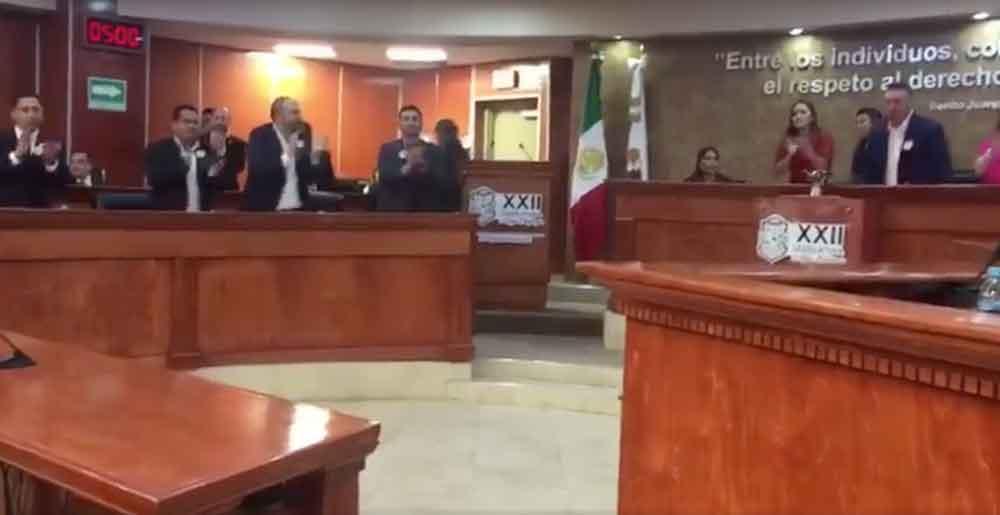 Aprueban por unanimidad eliminar el fuero en Baja California