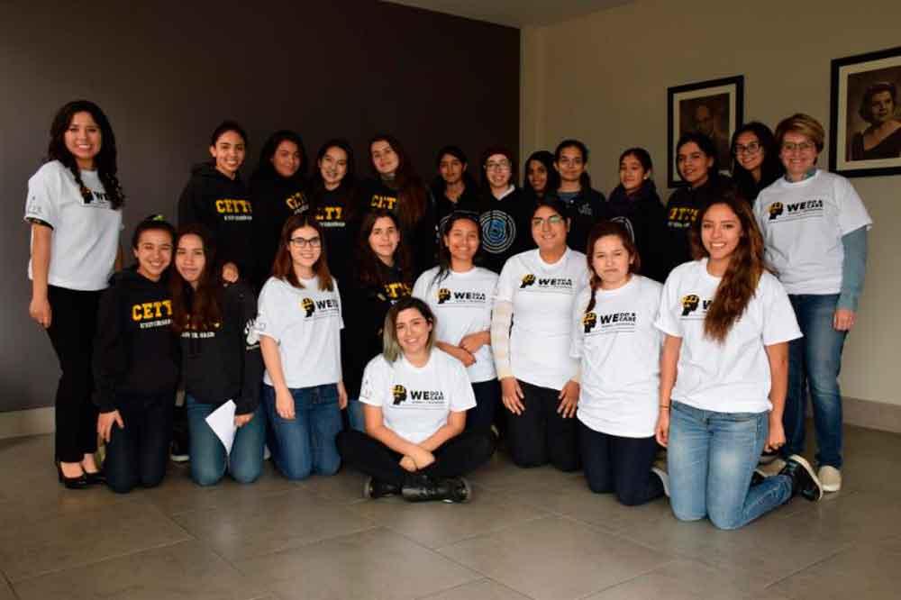 Mujeres lejos del desarrollo de ciencia y tecnología en México: CETYS
