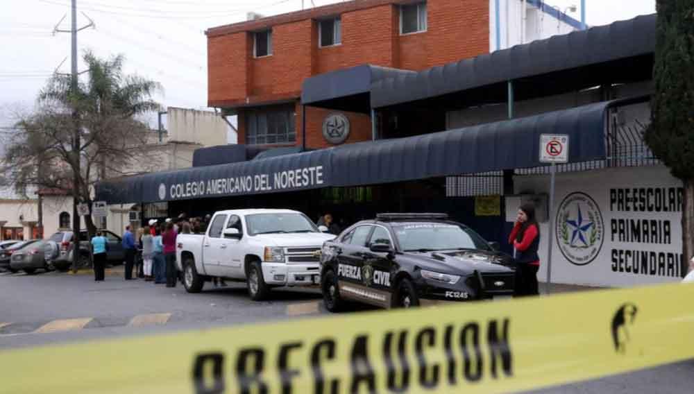 Declaran con muerte cerebral a maestra baleada por alumno en Monterrey