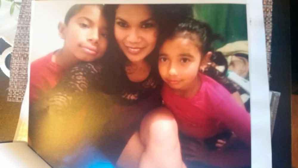 Piden ayuda para localizar a joven madre y a sus dos hijos