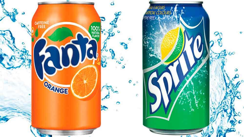 """Fanta y el Sprite pueden ser """"venenosos"""" para la salud"""