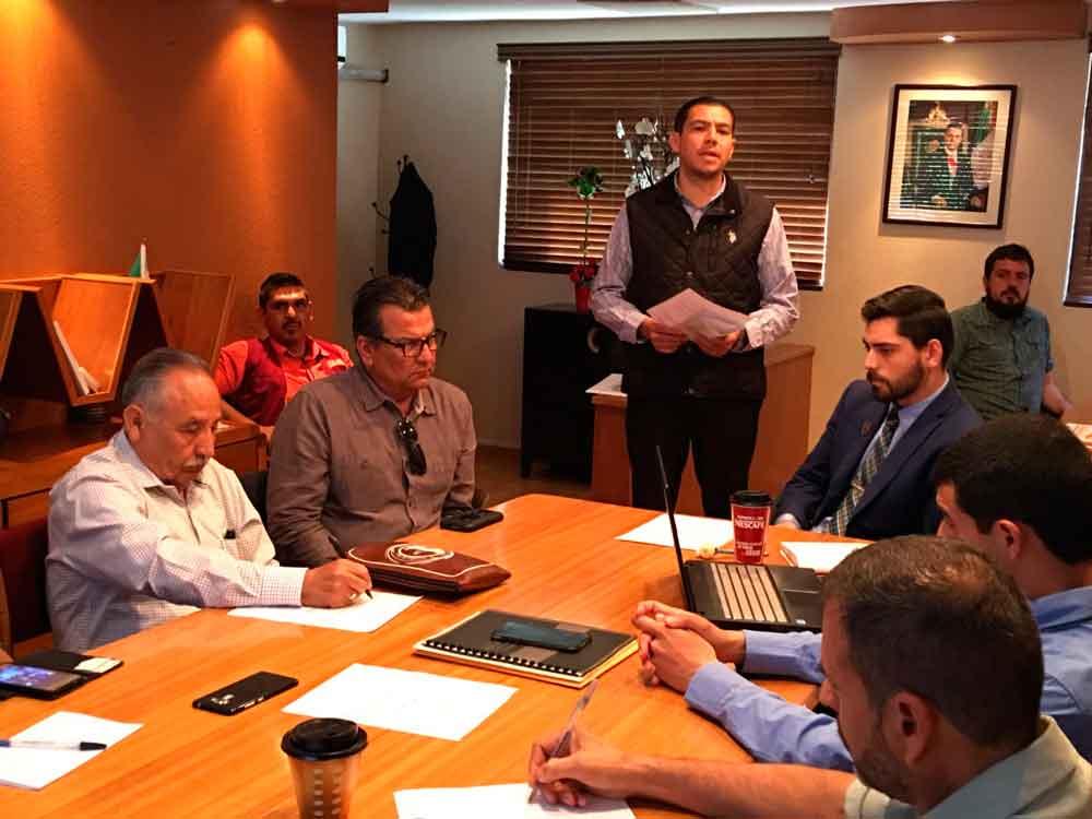 Ante grupos intermedios presentan las finanzas municipales