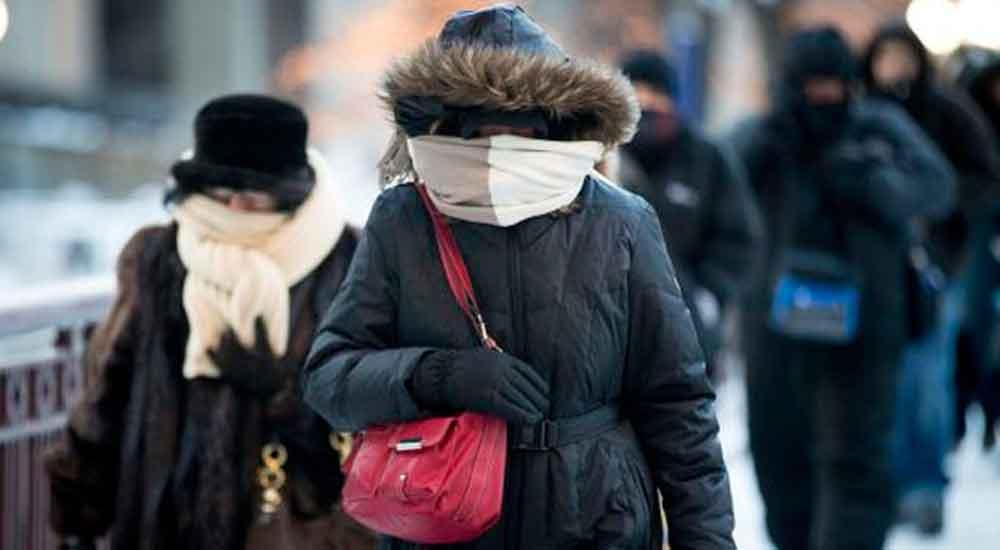 Nuevo frente frío ingresa hoy al país y causará fuertes vientos