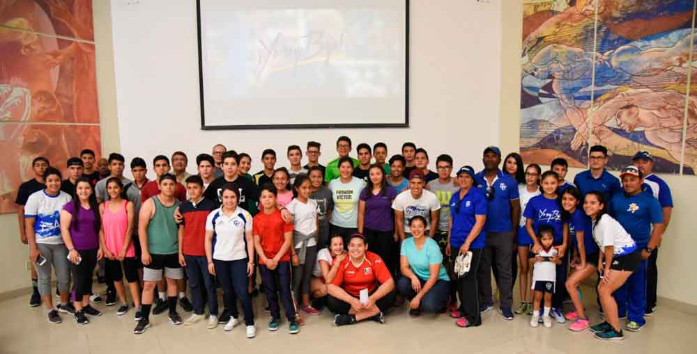 Listo Baja California para Olimpiada Regional 2017