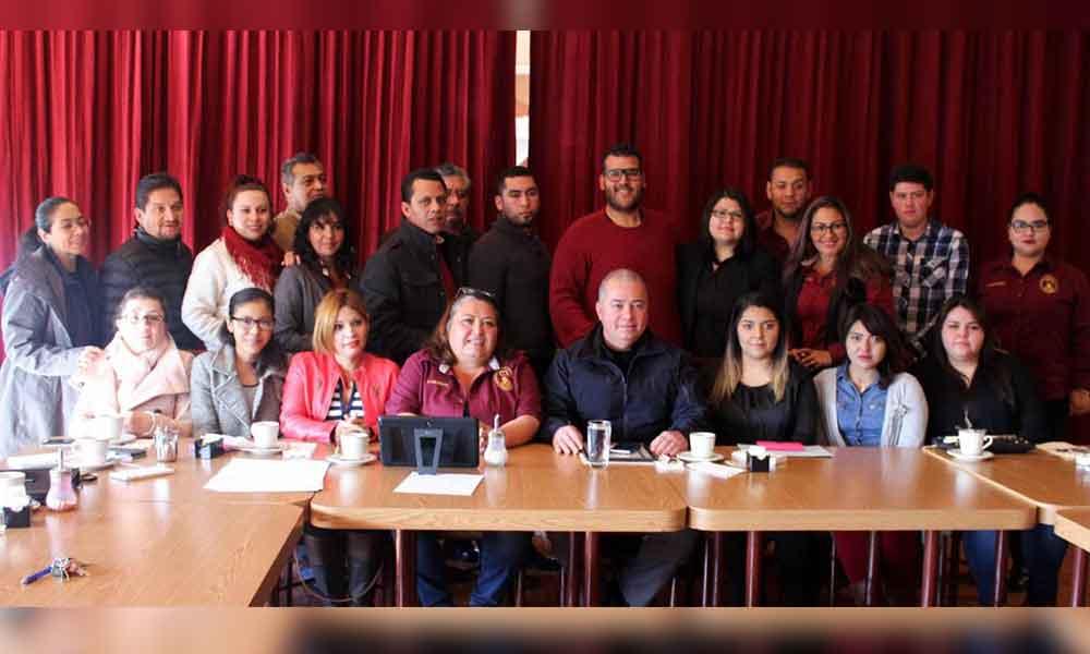 Exponen nuevo modelo de seguridad ciudadana para Tecate