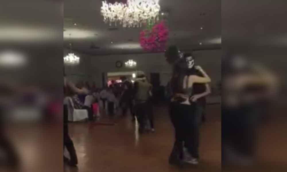 Quinceañera baila vals estilo narco