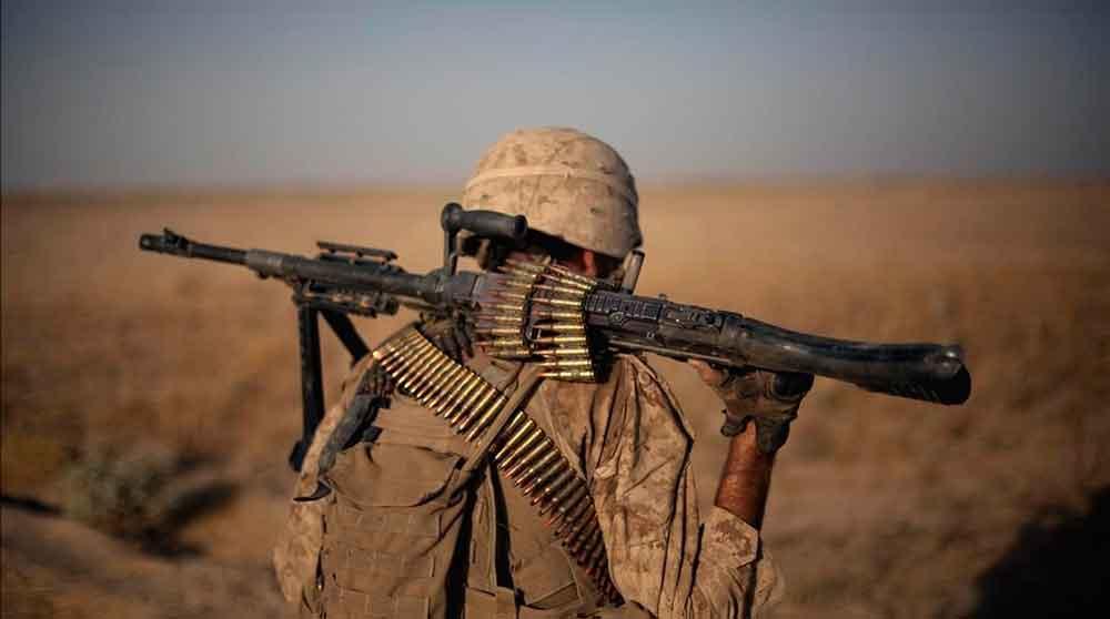 Escándalo en EU: Investigan a soldados por difundir fotos de compañeras desnudas en redes sociales