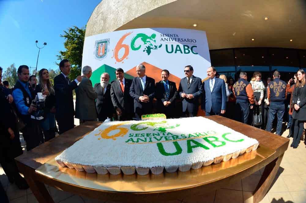 Celebra UABC 60 años de ser un pilar para Baja California