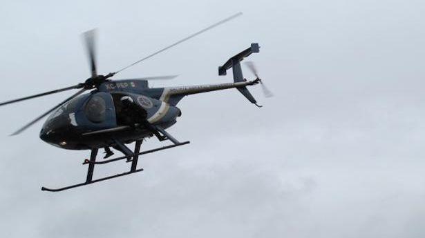 Helicóptero de la PEP que se desplomó en restace estaba asegurado