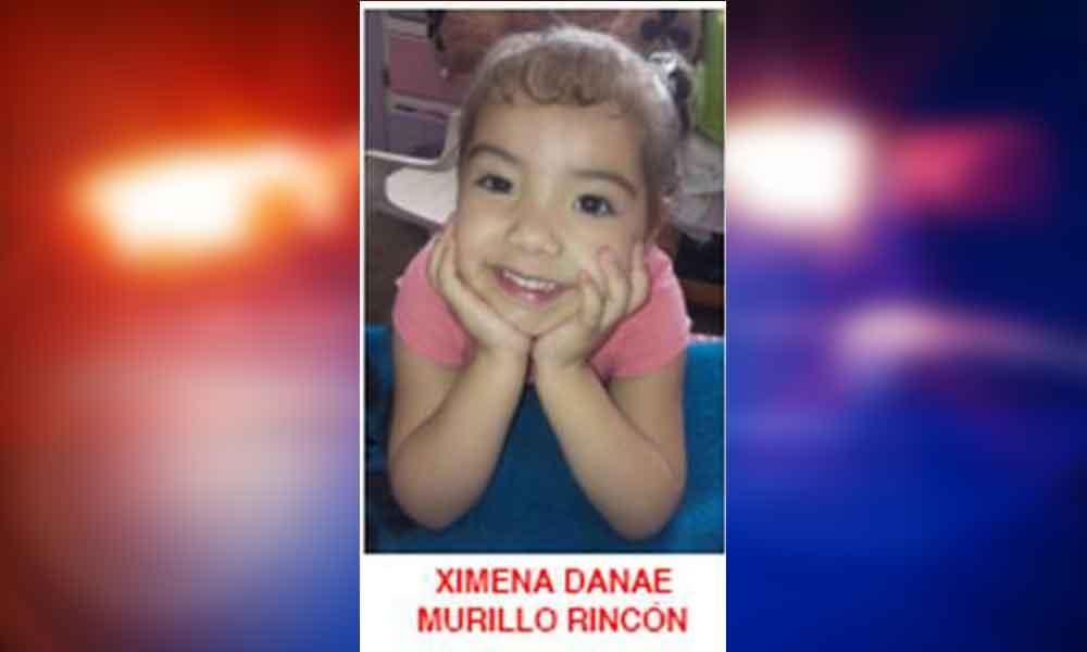 Activan Alerta Amber para encontrar a Ximena Danae Murillo Rincón; Se cree pueda estar en Tijuana