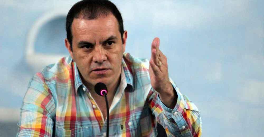 Acusan a Cuahutemoc Blanco de asesinato de empresario