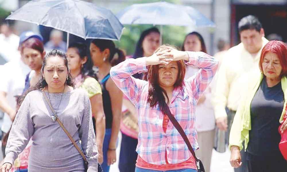 Calor extremo este próximo fin de semana para Baja California
