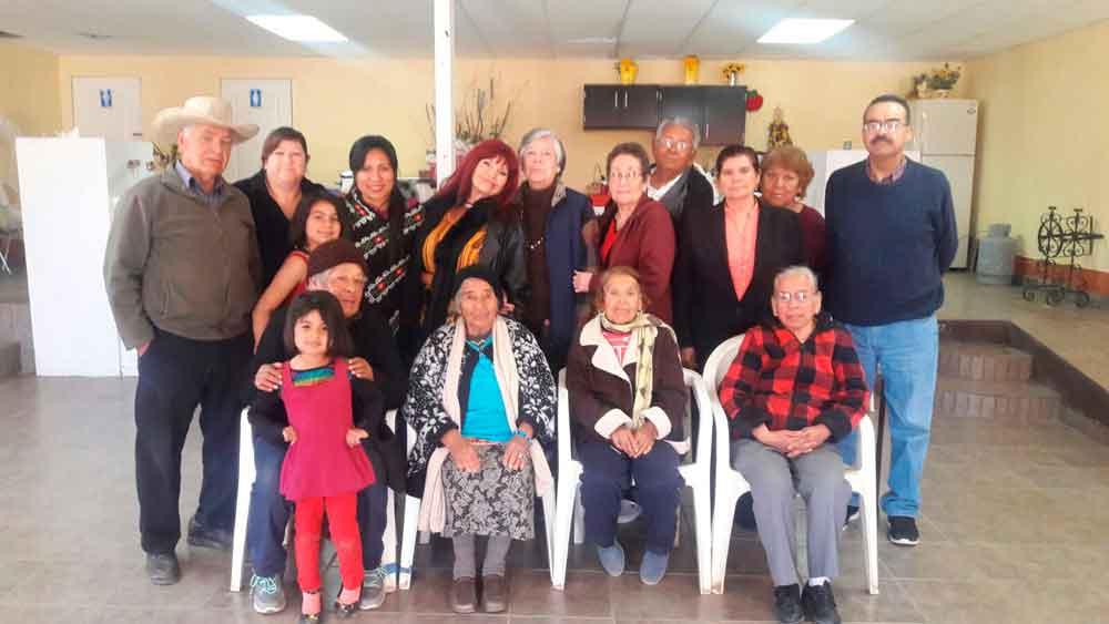 Realiza Regidora Judith Armenta actividades de acercamiento a Club de la Alegría y jardineros de Tecate