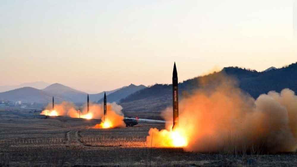 Estados Unidos se prepara para derribar misiles de Corea del Norte