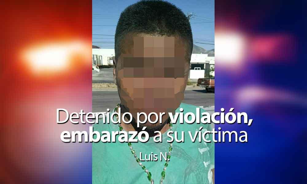 Abusó sexualmente de su hija de 16 años, a la que embarazó