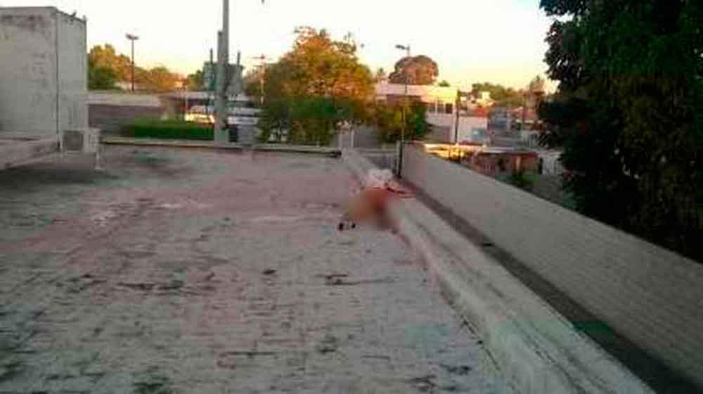Lanzan a tres ejecutados desde avioneta en Sinaloa