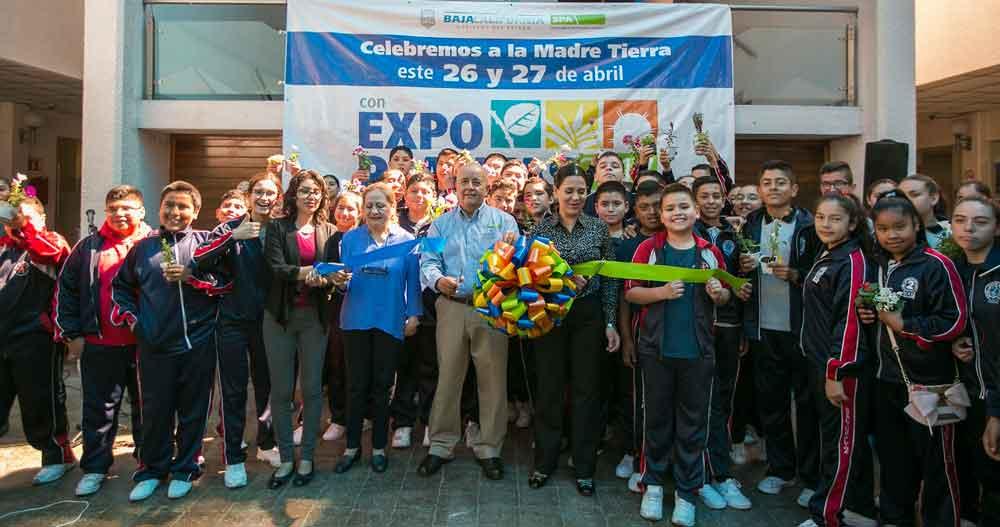Realiza Gobierno de BC edición 2017 de Expo Plantas