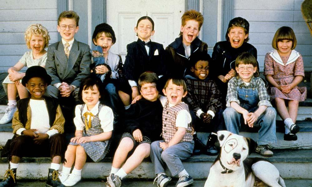 Los niños más famosos del cine