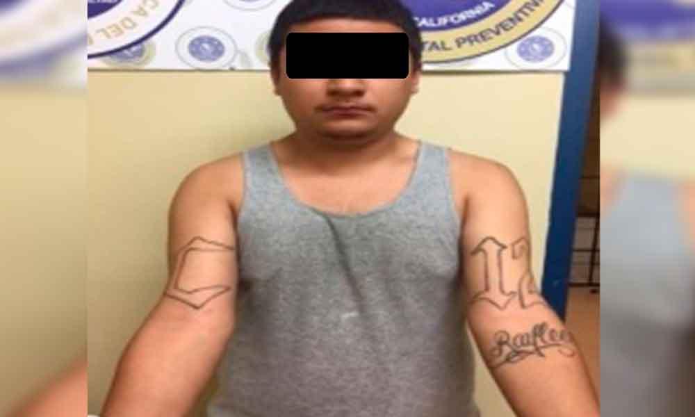 Capturan en Tijuana a homicida prófugo de Estados Unidos