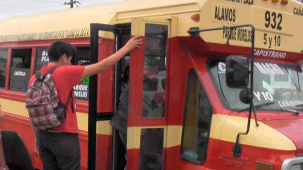 En mayo podrían aumentar tarifa de transporte en Tijuana