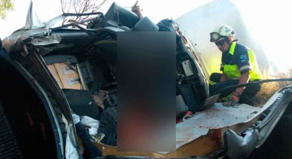 Terrible accidente acaba con la vida de 4 personas