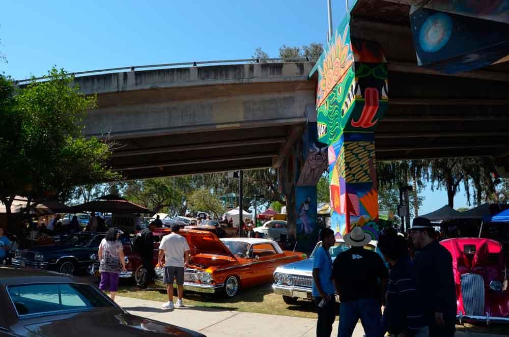 """Celebran el """"Chicano Park Day"""" en San Diego"""