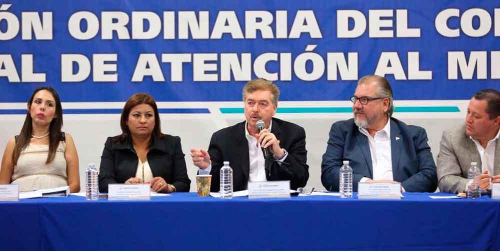 Refrenda Gobernador de BC compromiso en la atención a migrantes