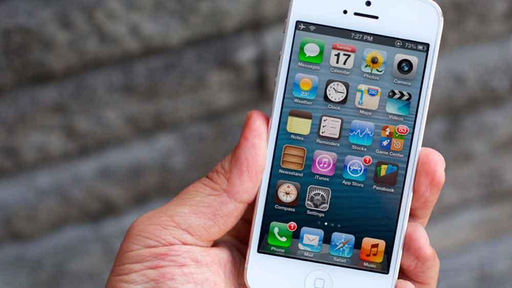 ¿Tienes un iphone 5 o 5c ? Ve despidiéndote de el
