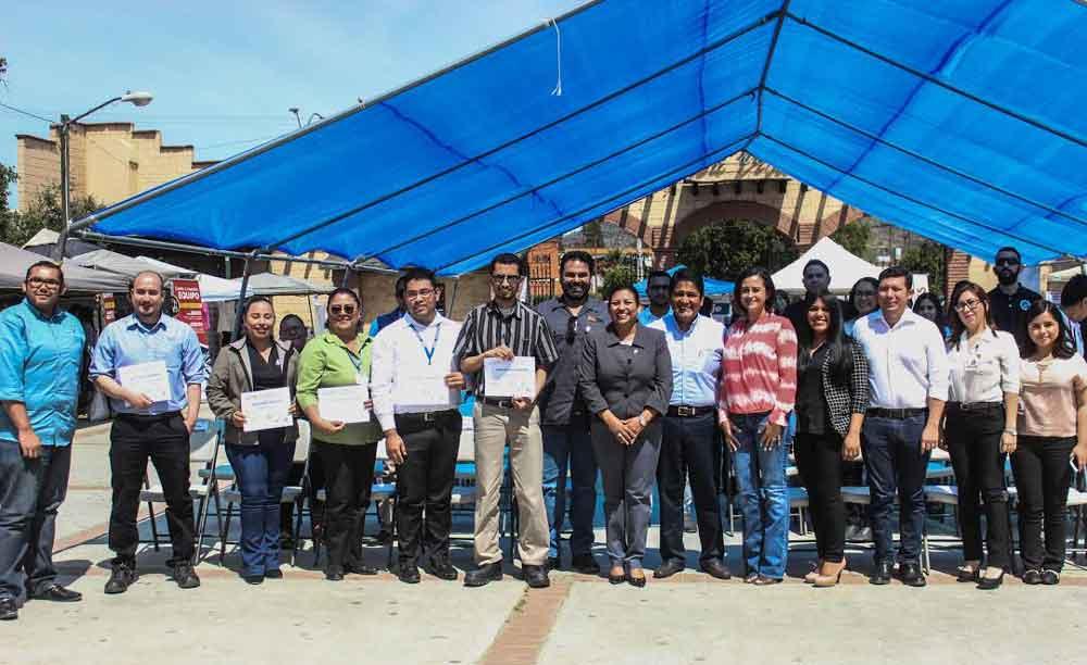 Ofertaron 1400 espacios en Feria del Empleo Tecate