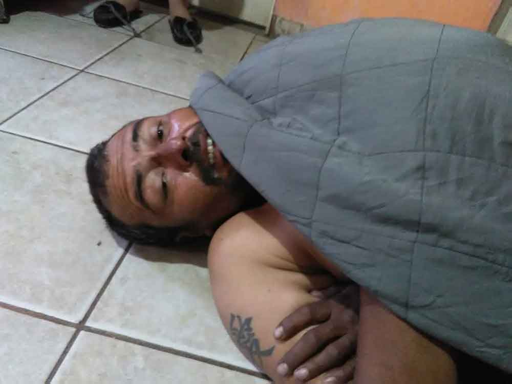 Urge localizar a familia de Saúl Romero; se encuentra hospitalizado en Tecate