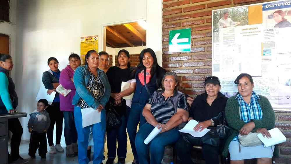 Da a conocer Regidora Judith Armenta Proyecto de Reglamento para asentados indígenas de Tecate