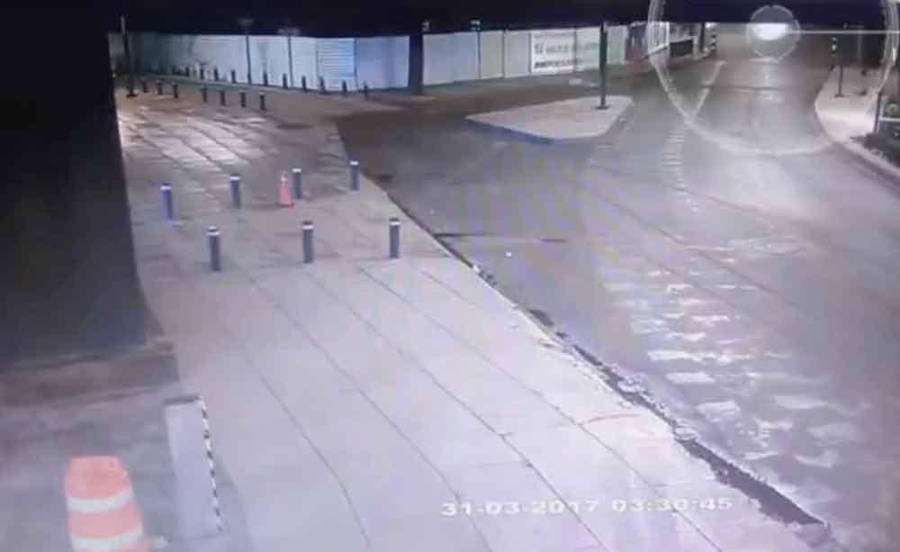 Nuevo video muestra choque de BMW en Reforma