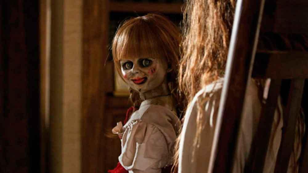 """Escalofriante tráiler de """"Annabelle 2"""" y el origen del mal"""
