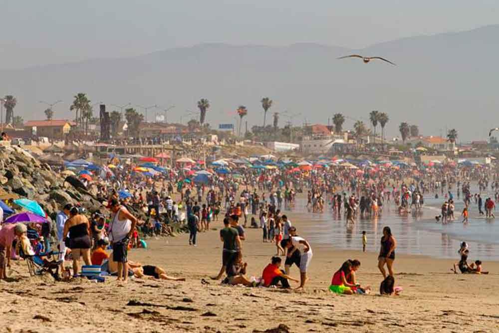 Estas son las playas a las que no debes acudir en Semana Santa