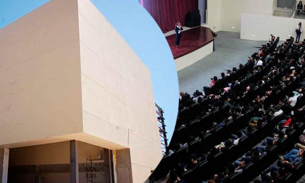 Aprueban uso del teatro de la ciudad para graduaciones escolares