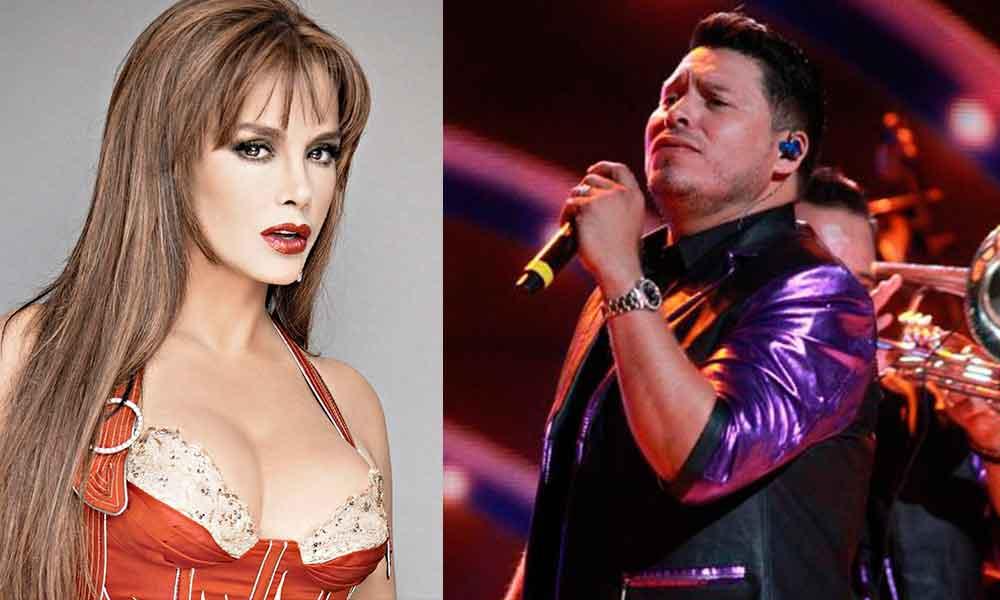 "Lucía Méndez califica como ""sangrona"" actitud de La Banda MS"
