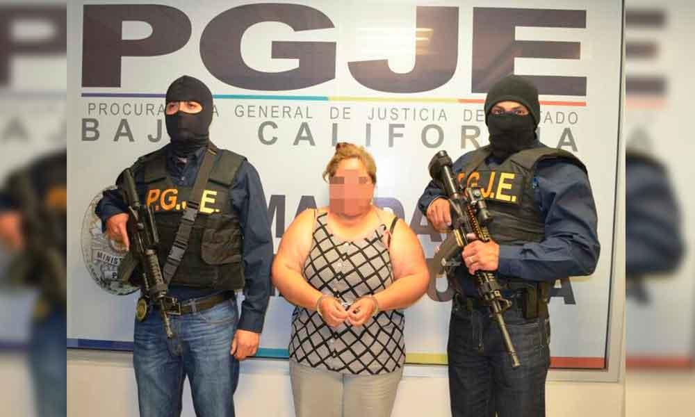 Capturan a mujer por secuestro de joven de 19 años en Tijuana