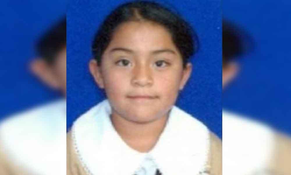 Aseguran que niña desaparecida en 2014 fue vendida en 100 mil