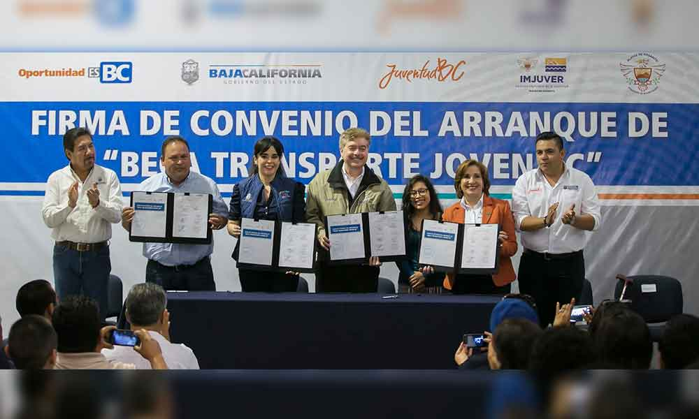 Reitera Gobernador de BC compromiso de apoyar el bienestar y desarrollo de playas de rosarito