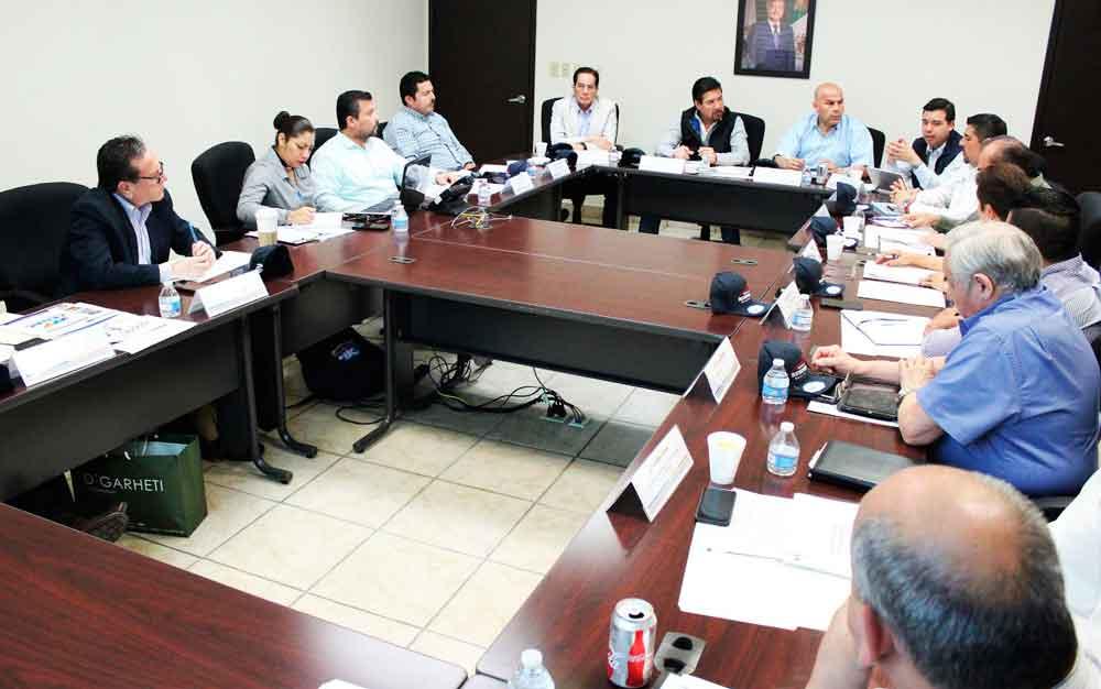 Sesionan integrantes de Gabinete Social, Salud y Asistencia del Gobierno de BC