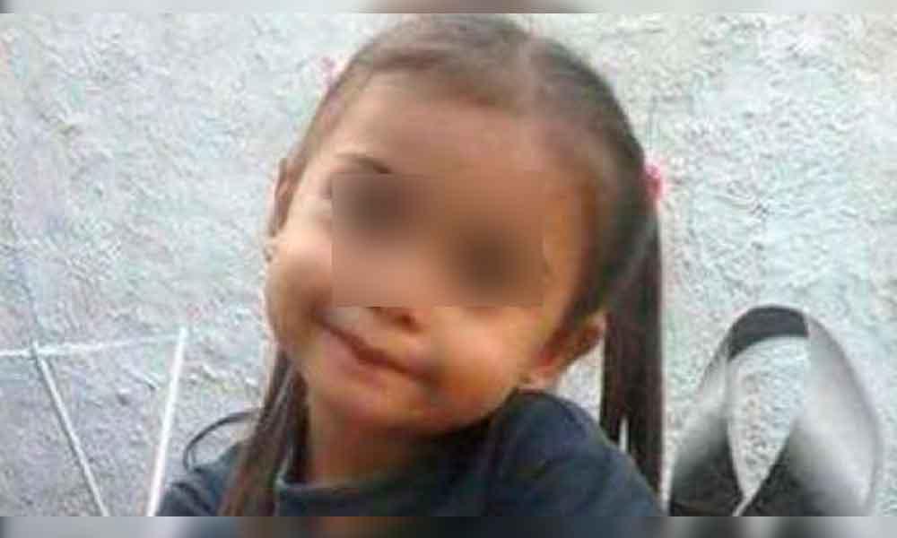 """Hombre violó y mató a su hijastra de 3 años """"porque lloraba mucho"""""""