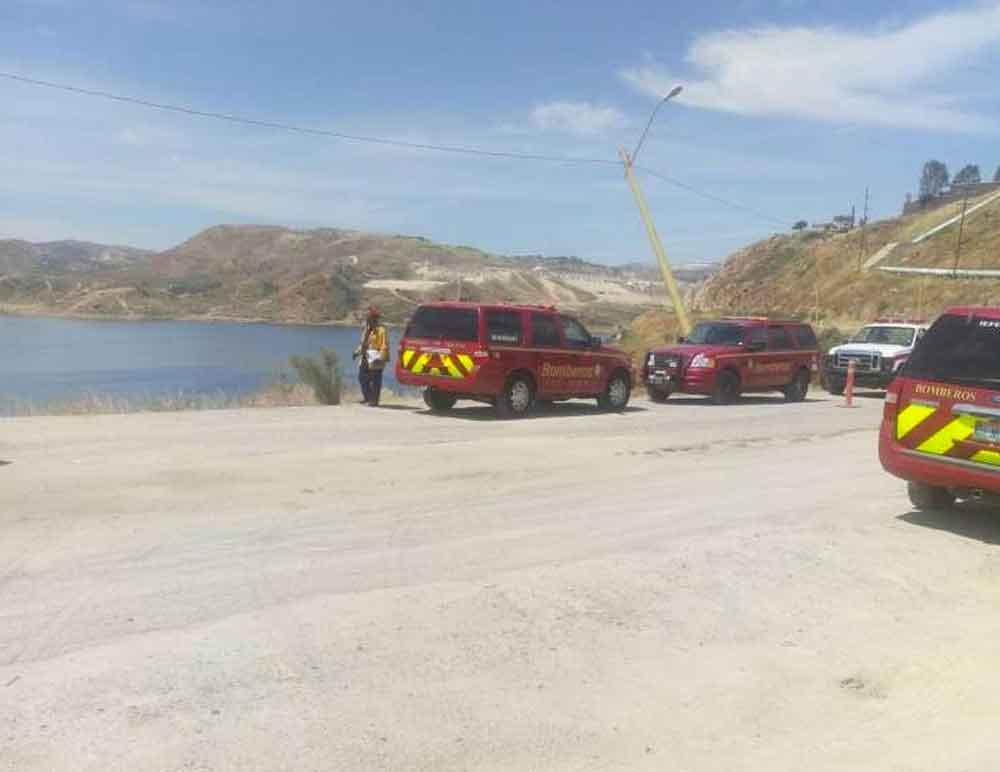 Muere una persona ahogada en la presa de Tijuana