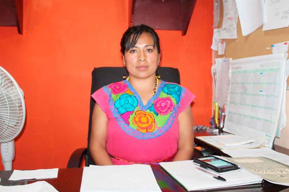 Eliminación del fuero es un acto de igualdad: Regidora Judith Armenta