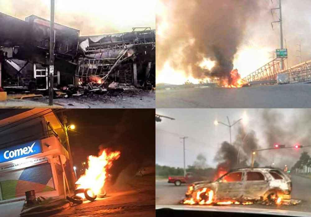 Caos en Reynosa, tras muerte de 'El Comandante Toro'