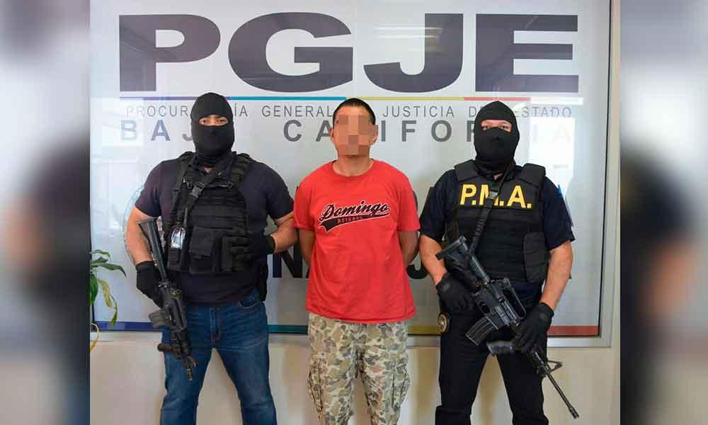 Capturan a sujeto por secuestro en Tijuana