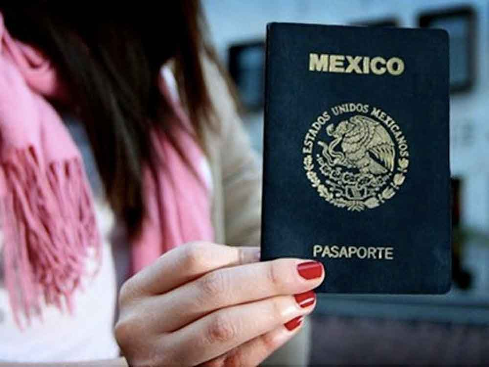 ¿A cuántos países puede viajar un mexicano sólo con su pasaporte?
